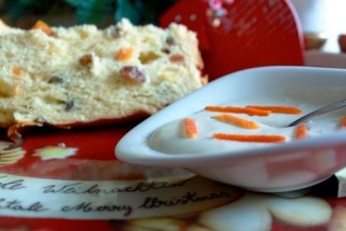 Panettone con Crema mascarpone