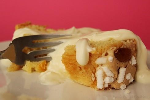 Colomba cake Fetta colomba con crema small