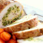 Rotolo di Tacchino e Asparagi (Asparagus Turkey Roll)