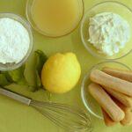 Tiramisù al Limone (Lemon Tiramisù)
