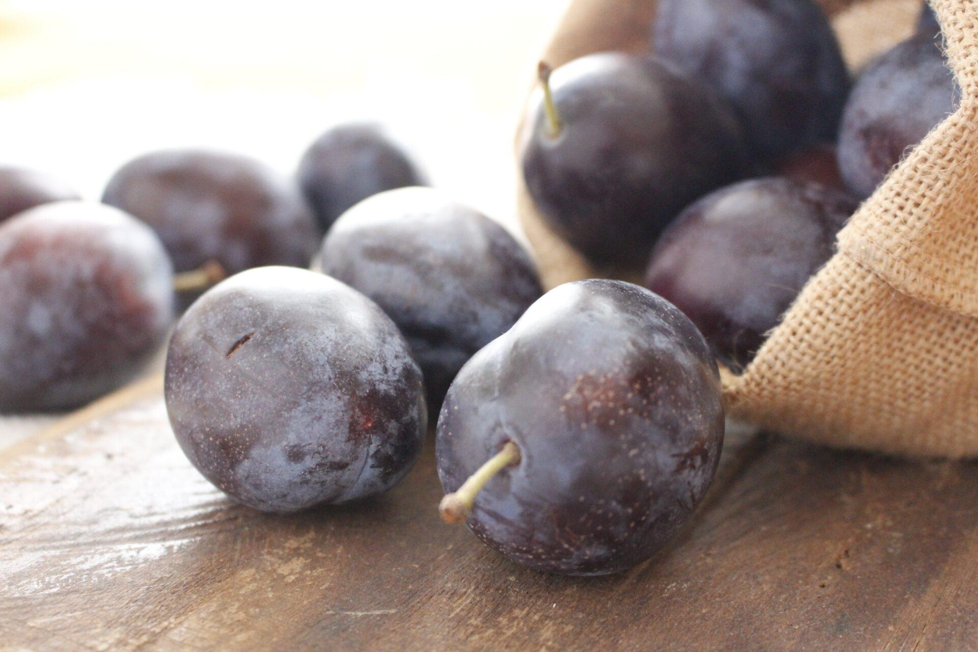 Confettura di susine italian plum jam passion and cooking - Plum jam without sugar homemade taste and health ...