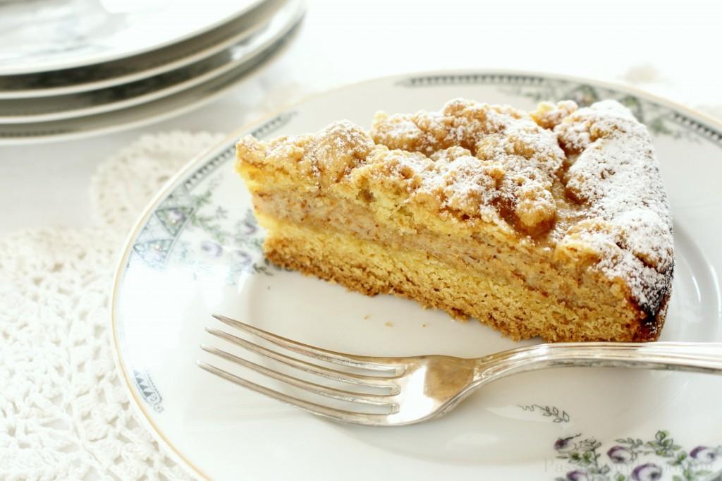 Torta Falsa sbrisolona fetta2