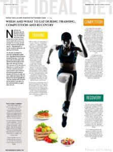 Segmento Sport eat training