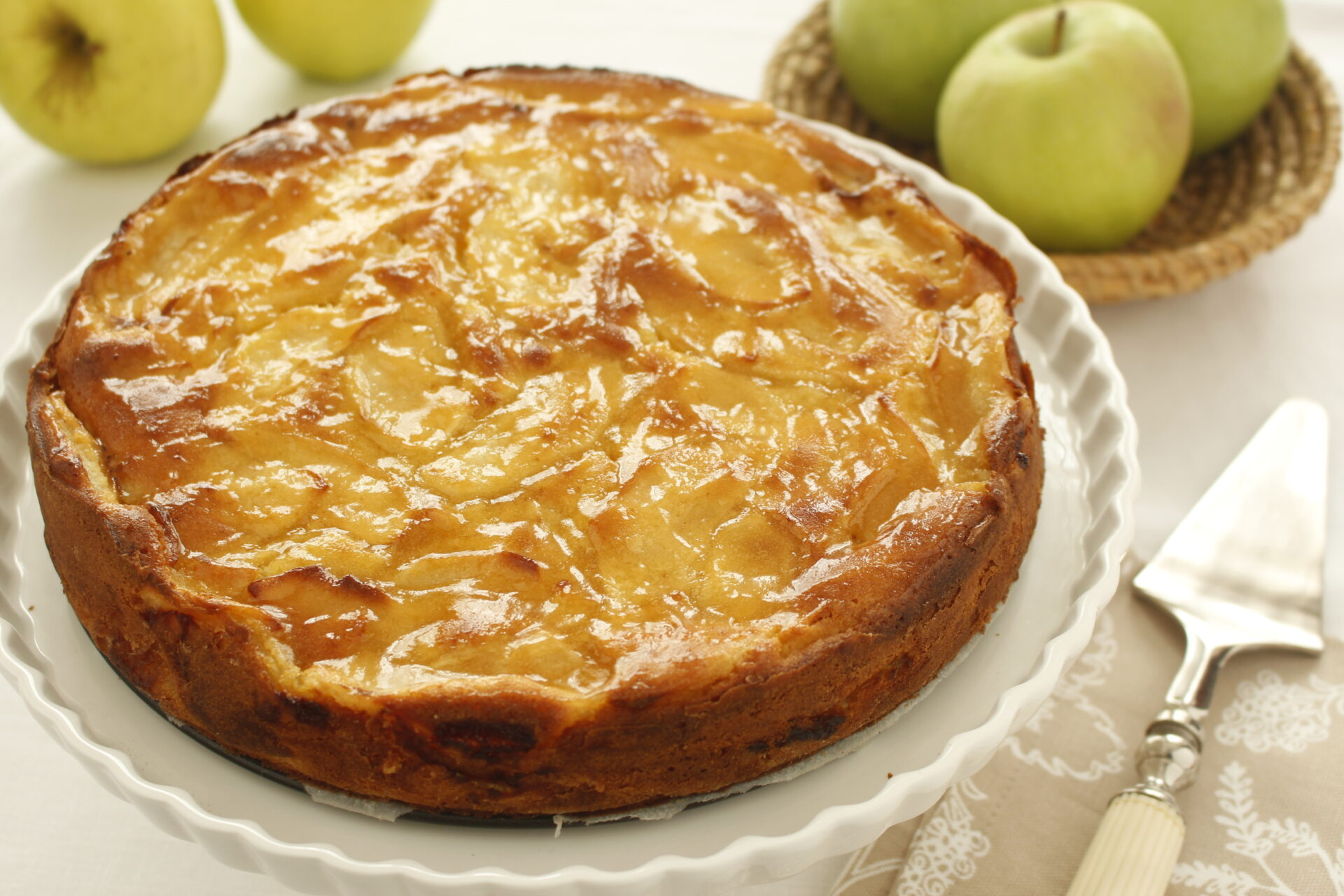 Recipe Torta Di Mele Apple Cake