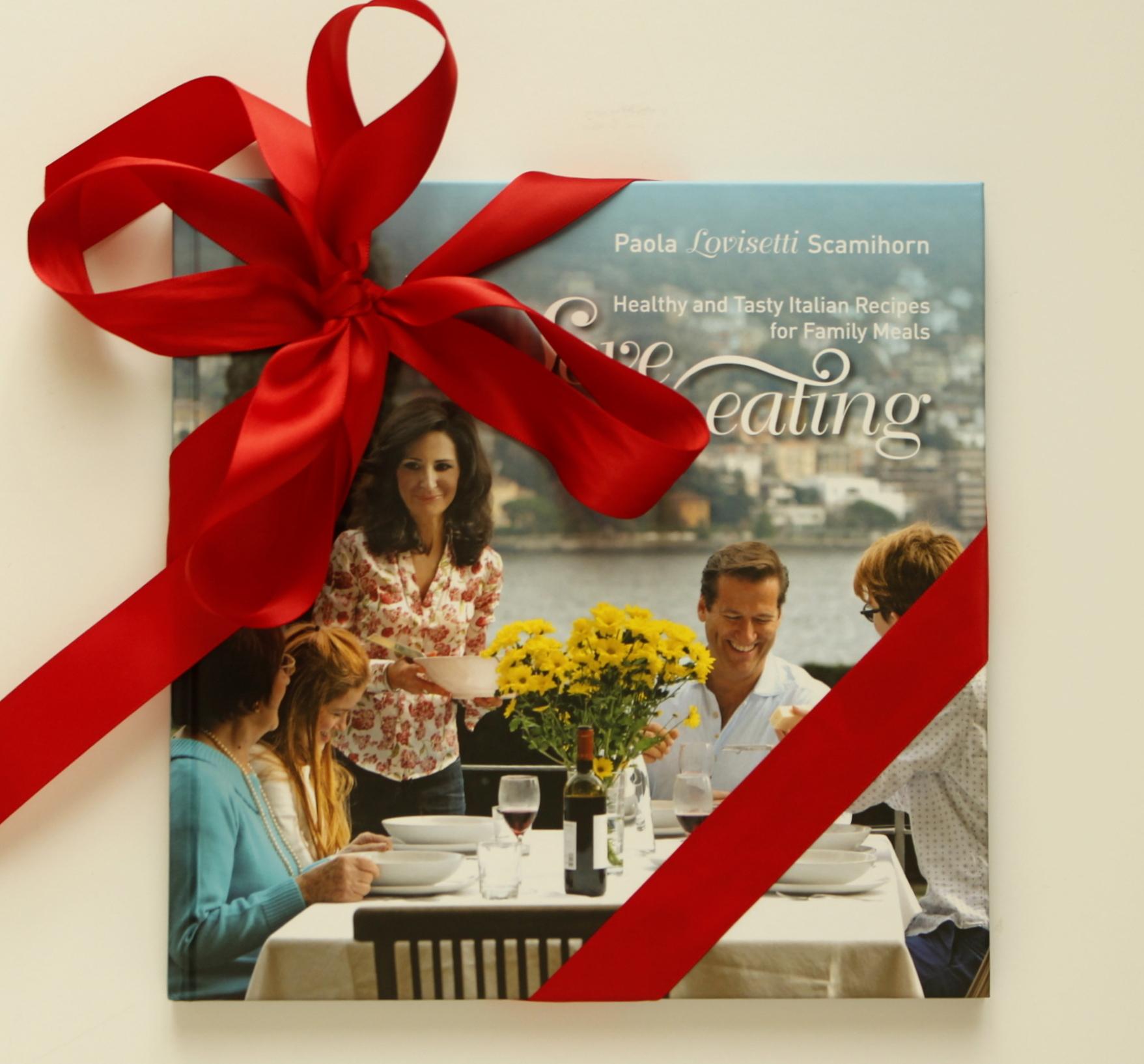 Cookbook Gift Lake Como