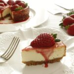 Cheesecake fetta