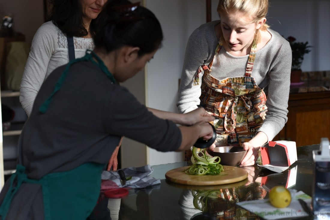 Cooking Classes with an Italian health coach in Lake Como.