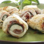 Involtini di pollo- Chicken breast rolls