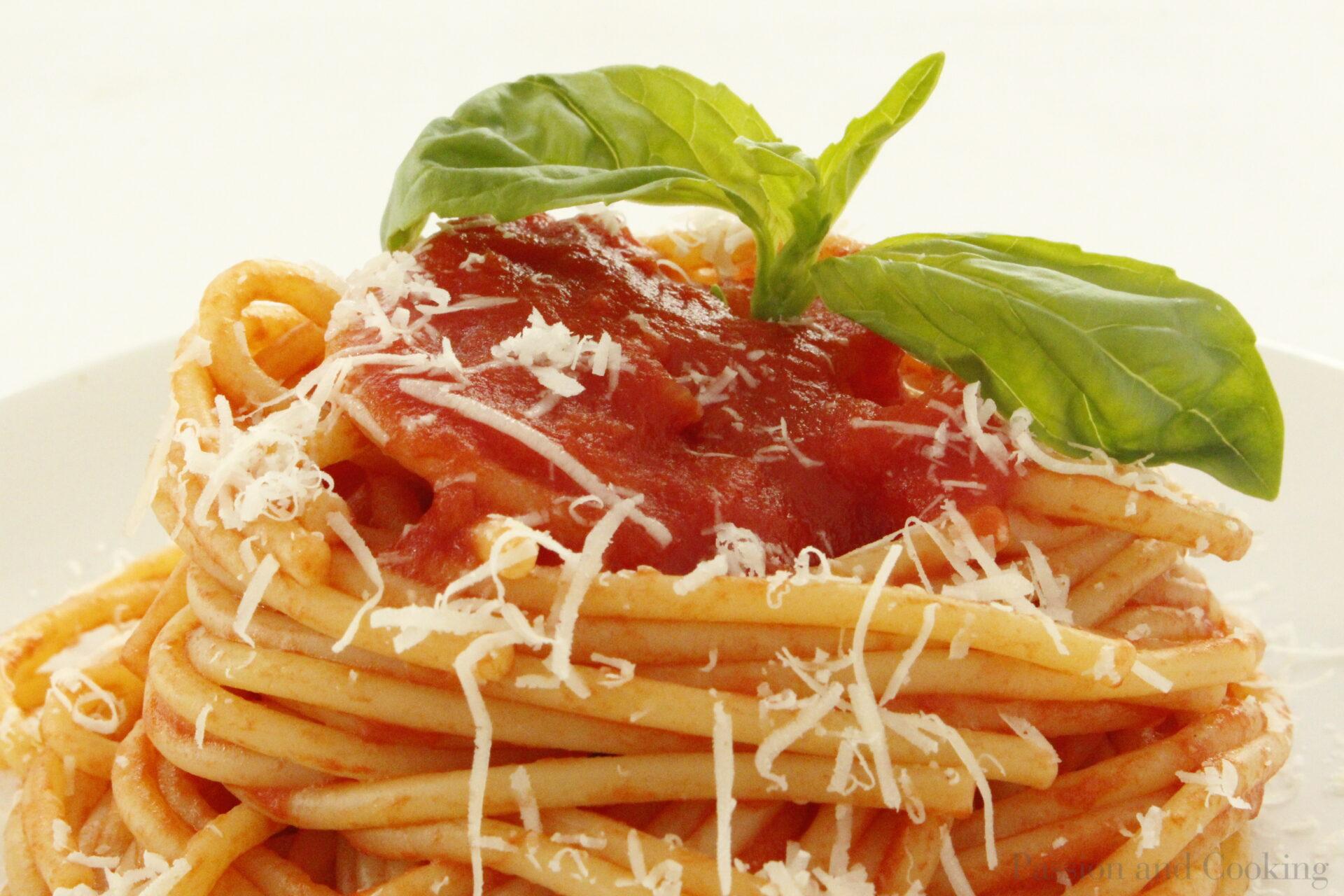 Spaghetti MMD