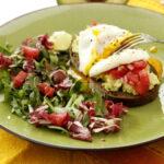 Poached egg, avocado_MG_3717