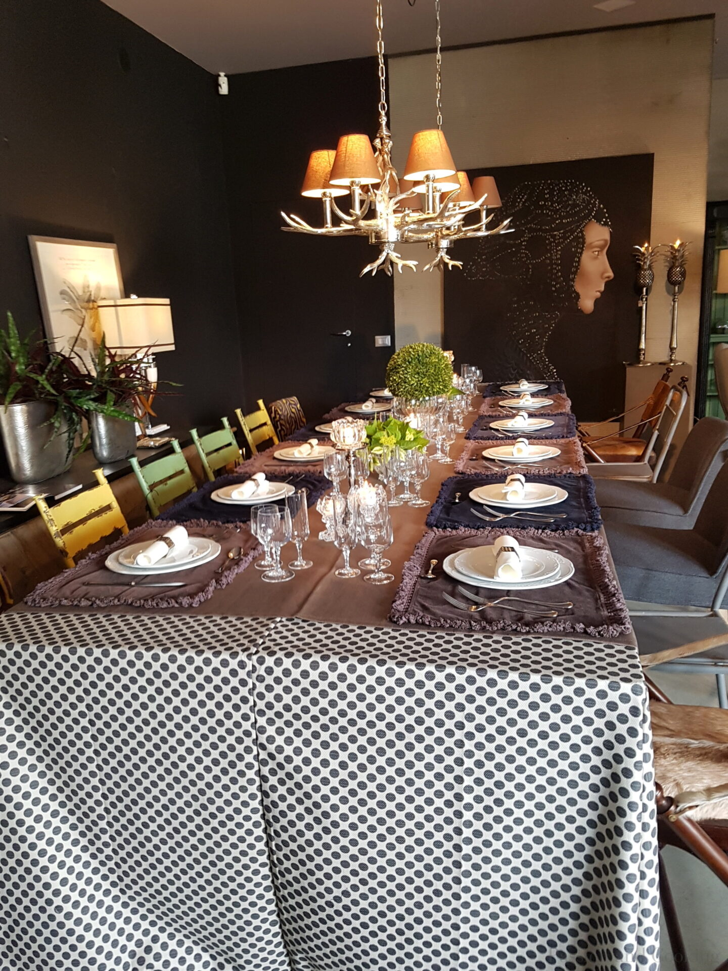 Table setting S2 Style Como
