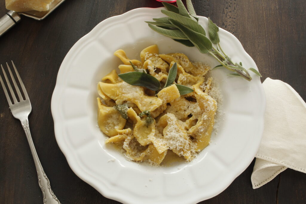 Casoncelli, soul food